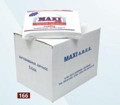 Cotton paper folder 5 kg № 166