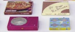 Κουτιά  fast food, κρέπας σε διάφορα σχέδια και