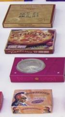 Κουτιά  fast food σε διάφορα σχέδια και μεγέθη