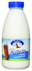 Ξυνόγαλο γίδινο 1lt από 100% γίδινο γάλα