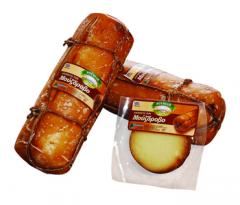 Καπνιστό ημίσκληρο τυρί «Μούζδροβο» από γάλα