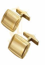 Μανικετόκουμπα σε κίτρινο και λευκό χρυσό