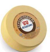 Σκληρό τυρί Κεφαλογραβιέρα με υπέροχη πλούσια