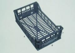 Cargo trays, box, box-trays, plastic