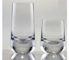 Ποτηρι νερου με χοντρο πατο σετ 6ΤΜΧ