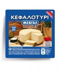 Παραδοσιακό σκληρό τυρί Κεφαλοτύρι ΜΕΒΓΑΛ