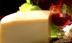 Εξαιρετικό επιτραπέζιο τυρί πρόβεια γραβιέρα