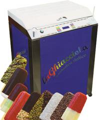 Μηχανή για παγωτό ξυλάκι LAGHIACCIOLA