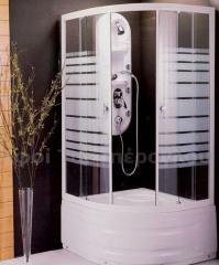 Ντουζίερες για το μπάνιο σε διάφορα σχέδια