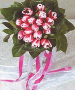 Ροζ τουλίπες