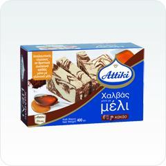 Halva with Cocoa