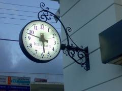 Ρολόι πόλεων καταστήματος