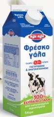 Φρέσκο γάλα αγελάδος 3,5 είναι 100% Ελληνικό γάλα