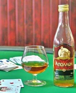 Mπράντυ Απόλλων / Brandy from Greece  200ml