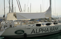 Τέντες για ιστιοπλοϊκά σκάφη