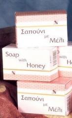 Αγνό παραδοσιακά φυσικό σαπούνι