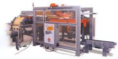 Εξοπλισμός εργοστασίων παραγωγής παλέτας