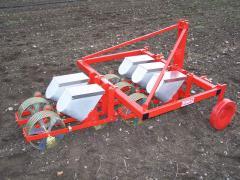 Σπαρτική μηχανή  για μικρές καλλιέργειες