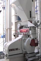 Μηχανήματα παραγωγής Pellet