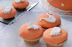 Τούρτες Βάπτισης και  Cupcakes - muffins