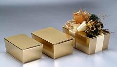 Κουτια Μπαλοτέν χρυσό