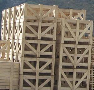 Κιβώτια και Κουτιά ξυλινα