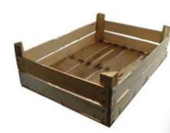 Κιβώτια ξύλινα