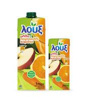 Χυμος Μήλο-Πορτοκάλι-Καρότο