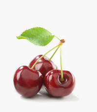 Juices made of cherry