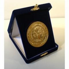 Velvet medal cases