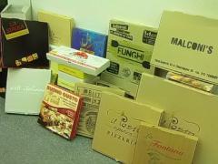 Κουτί Πίτσας από Microwelle