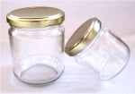 Exclusive glass containers