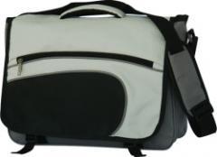 Τσάντα ώμου τρίχρωμη