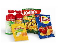Συσκευασια για Πατατάκια, Γαριδάκια, σνακ