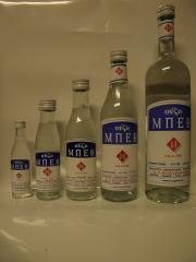 Ούζο ΜΠΕΗ και Αλκοολούχο ποτό