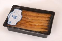 Καπνιστό σκουμπρί φιλέτο με ρίγανη σε ηλιέλαιο
