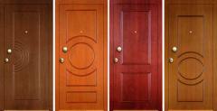 Θωρακισμένες Πόρτες ECO MS12 ( σχέδιο - PVC )