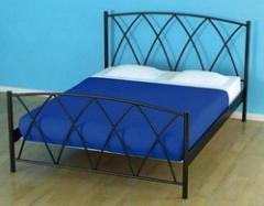 Κρεβάτι Χιαστί 1γ