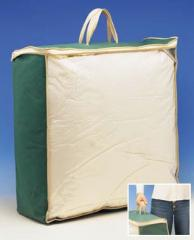 Σακκούλα ραφτή τριών διαστάσεων με ρέλι