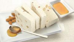 Χαλβάς με μέλι / Halva Attiki with Honey