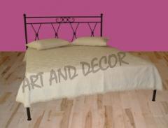 Σιδερένιο κρεβάτι 160cm x 200cm