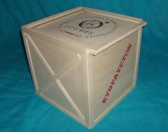 Ξύλινες συσκευασίες για ποτά και δώρα