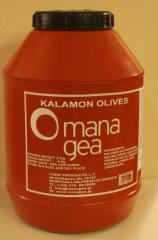 Mana Gea Kalamon Olives, 5 kg
