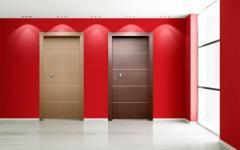 Πόρτες Ασφαλέιας με επένδυση ΑΛΟΥΜΙΝΙΟΥ
