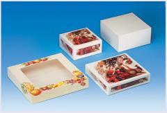 Κουτιά σε διάφορα σχήματα