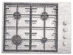 Εντοιχιζόμενες Εστίες Αερίου Franke