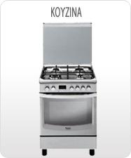 Ηλεκτρικές Κουζίνες / Κουζίνες Εντοιχιζόμενες