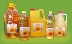 Ηλιέλαιο για  μαγειρική και ζαχαροπλαστική χρήση