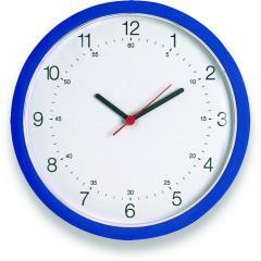 Ρολόι τοίχου πλαστικό χωρίς αριθμούς