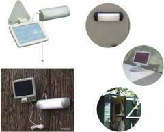 Ηλιακά φωτιστικά  για κήπο